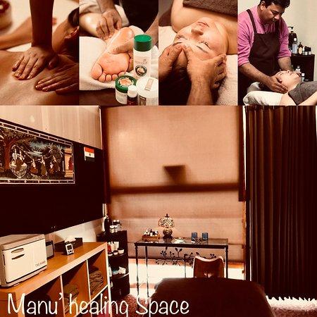 Manu's Satvik Ayurvedic Massage