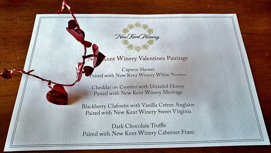 New Kent's Valentine's Pairings