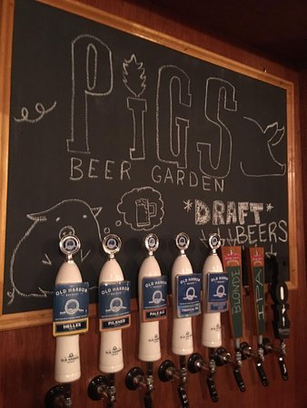 PIGS BeerGarden