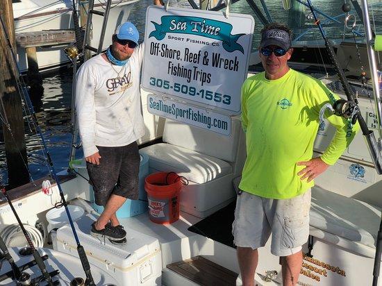Sea Time Sport Fishing