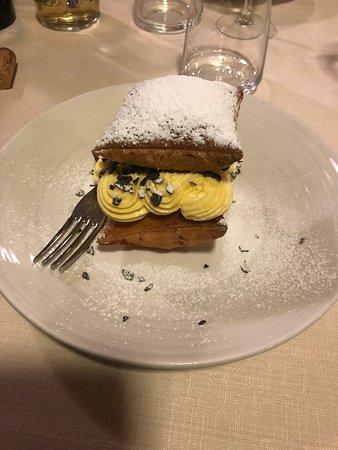 Pastrengo, Italia: Millefoglie