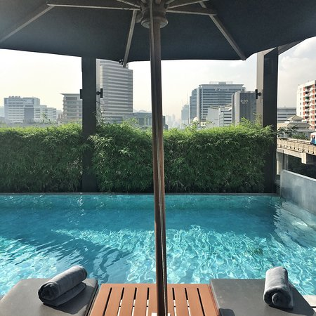 Boutique luxury experience in downtown Bangkok