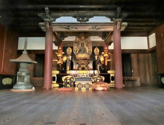 Kiyomizu-dera Temple Shakado