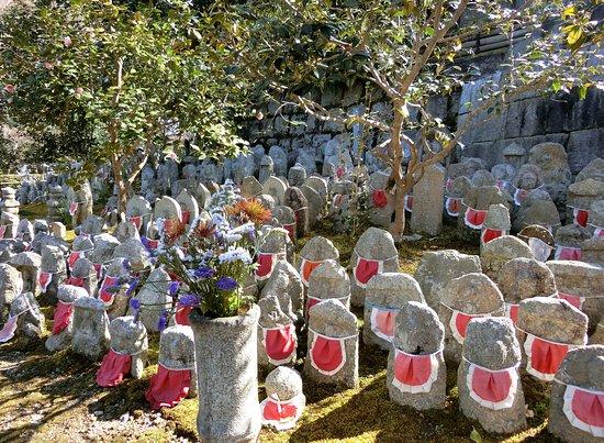 Kiyomizu-dera Temple Sentai Sekibutsugun