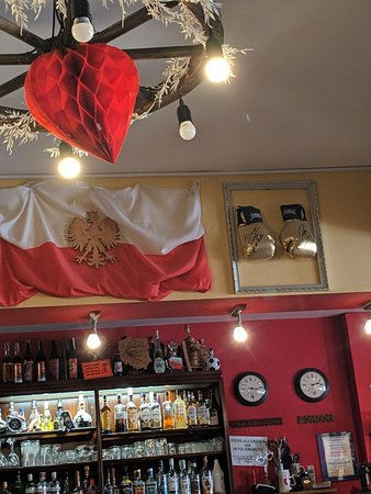 Party Buffet Picture Of Kuchnia Polish Restaurant Kingston Upon