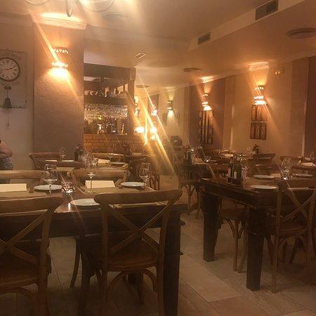 February restaurant