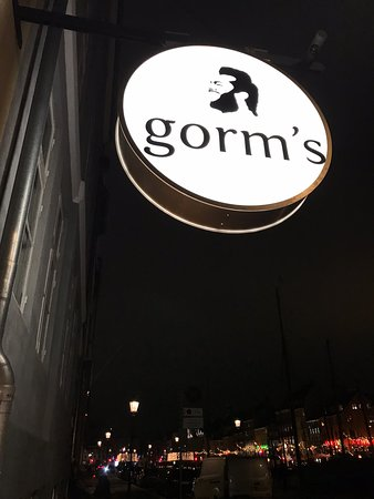 gorms nyhavn menu