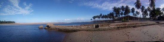 Praia do Baixio, BA: Panoramica