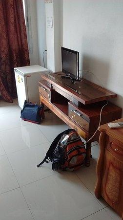 Chambre 205 avec frigo