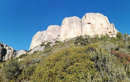 Parque Natural de la Sierra de Montsant