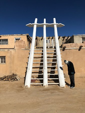 Pueblo of Acoma, NM: Proud to be Acoma