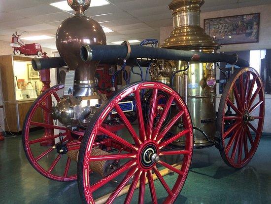 Изображение Vintage Fire Museum