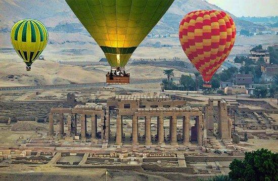Luxor Hotair Balloons