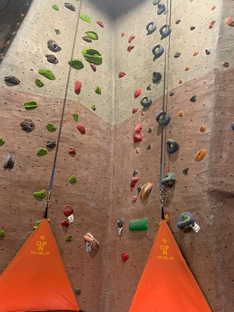Canyons Rock Climbing