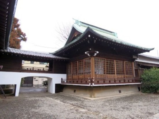 Nakano, Japan: 境内の様子