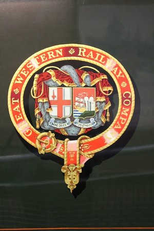 Logo Picture Of Steam Museum Of The Great Western Railway