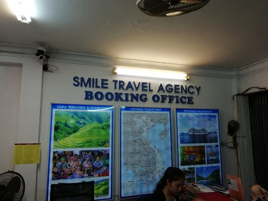 Smile Travel Agency (Hà Nội, Việt Nam) - Đánh giá