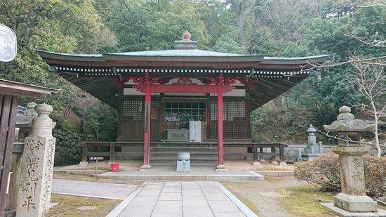 由加山 由加神社本宮