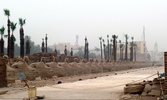 Luxor Temple and Karnak Temple Tour: Avenue of Sphinxes