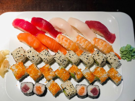 Bonsai Sushi Bar Innsbruck Restaurant Reviews Photos Phone Number Tripadvisor