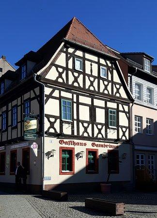 """Restaurant und Hotel """"Gambrinus"""" Ronneburg"""