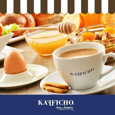Start your morning with Kafficho