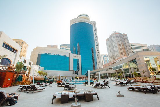 Le Royal Meridien Abu Dhabi Hotel