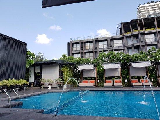 Marine Beach Hotel Pattaya, Hotels in Pattaya