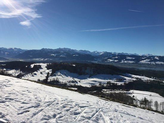 Panoramaloipe Gibswil