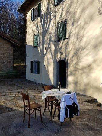 Fiumalbo, Ý: Una calda accoglienza
