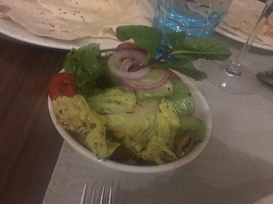 Yo'Mo : Salade