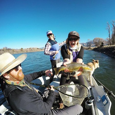 Yellowstone River Outfitters (Livingston) - 2019 All You Need to ... 6cb1e10f359a