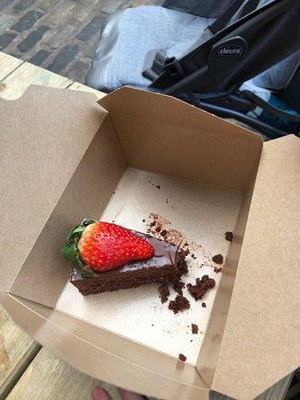 Gorgeous Chocolate cake and Hungarian layers cake