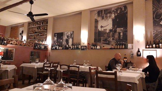 Montechiarugolo, Italy: Sala da pranzo