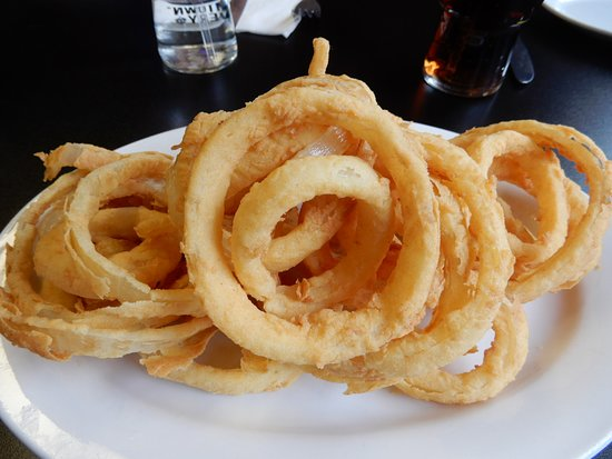 Barre, MA: Onion Rings were my favorite here