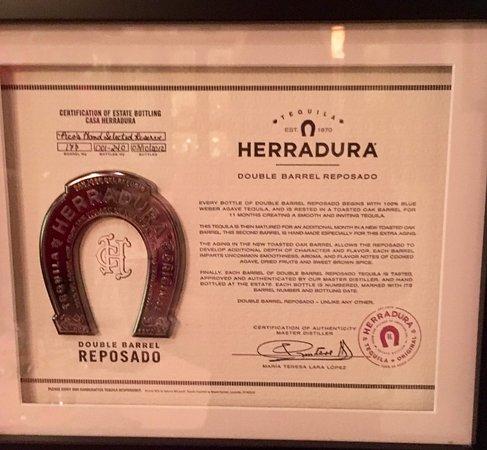 Arnaldo Richard's Picos: Tequila Certification