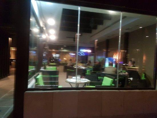 Best pool bar in Abu Dhabi