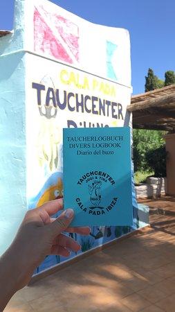 Santa Eulalia del Rio, Spain: Taucherlogbuch