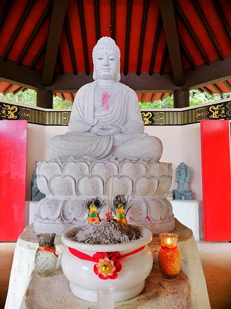 Pulau Pangkor, Malasia: Foo Lin Kong Temple