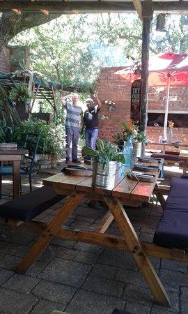 Garden Shed Restaurant Berlin Falls