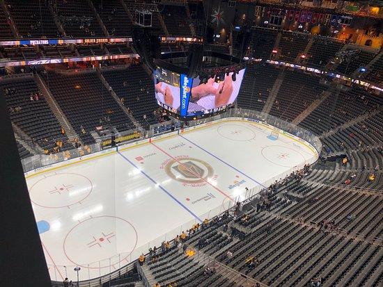 Photo0 Jpg Picture Of Hyde T Mobile Arena Las Vegas Tripadvisor