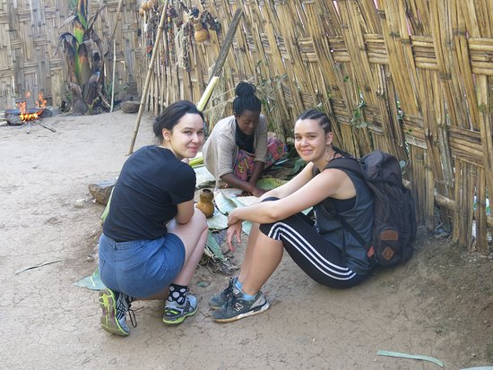 Jinka, Ethiopia: Our first day in Dorze village.