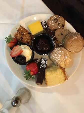 Clane, Ireland: So....much.....cake....
