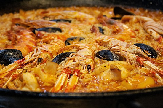 Escuela de Arroces y Paellas Madrid