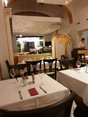 Neu In Der Stadt Restaurant Sahara Wien Reisebewertungen