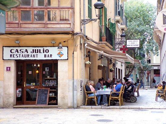Casa Julio Palma De Mallorca Restaurant Bewertungen