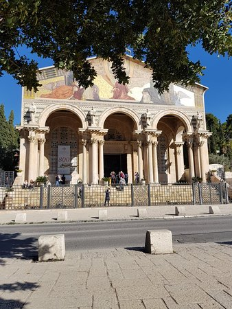 Church of All Nations (Basilica of the Agony) ภาพถ่าย