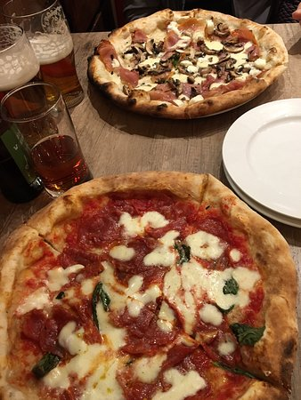 Wood oven pizza reviews