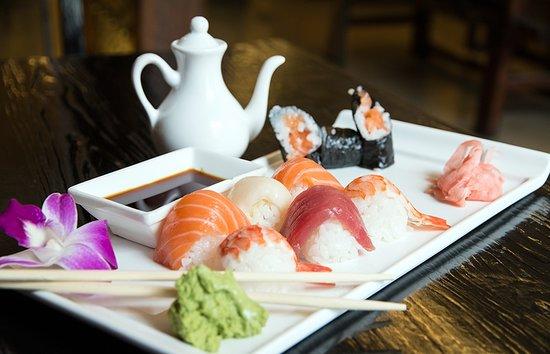 Z 10: sushi set