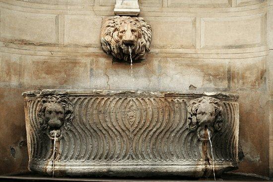 Fontana di Palazzo Spada